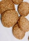 おからパウダーで作るざくざく簡単クッキー