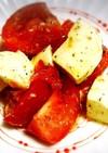 簡単☆トマトとモッツァレラのカプレーゼ