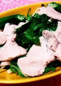お野菜たっぷり♡豚ジャブサラダ♪♪