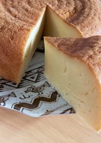 【ヘルシー】炊飯器でチーズ風味ケーキ☆
