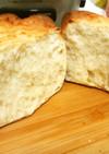 湯種製法のふわふわ食パン(普通の小麦粉)