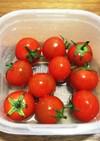 【超簡単】ミニトマトでおつまみ