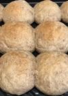 くるみ黒糖ちぎりパン