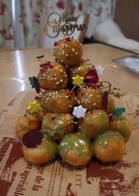 クリスマスツリーポンデリング