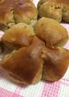 大豆粉のふわふわ低糖質クルミパン