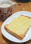 メロンパン風の食パン