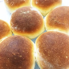 ホームベーカリー使用☆基本の食事パン