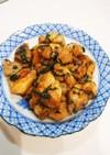 鶏肉と大葉のしょうゆ焼き