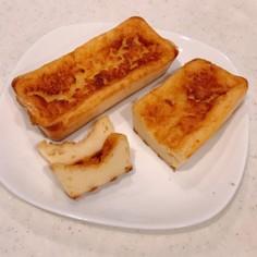 ヨーグルトとHM+αで、濃厚チーズケーキ
