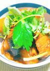ぶりのあらと大根の味噌煮