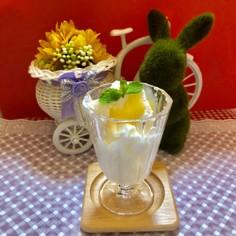 ☆練乳入り塩麹アイスクリーム☆