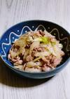 *豚肉とセロリの柚子胡椒炒め*