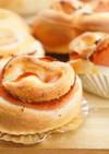 春よ恋で大人のためのハムロールパン