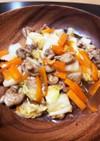 豚肉と白菜のうま煮