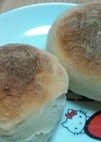 水切りヨーグルトの乳清で作る丸パン