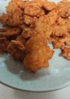 鶏胸挽き肉で簡単ナゲット