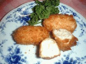 失敗なしで簡単!とろけるカニクリームコロッケ Crocchette di granchio(クロケッテ・ディ・グランキオ)