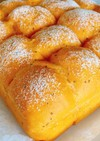 ふわふわ☆トマトバジルのちぎりパン
