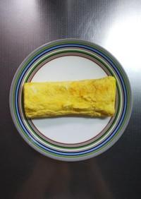簡単!白だしの出汁巻き卵