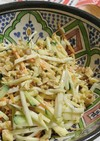 ★コールラビとりんごの練胡麻風味サラダ★