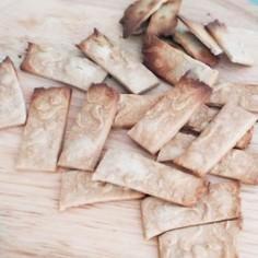 そば粉100%の素朴なクッキー