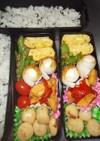 野菜たっぷり男子弁当 2~14