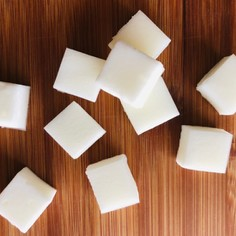 卵白1個分で低糖質ヨーグルトマシュマロ