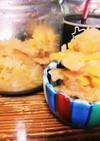 ♥ゆりさん風味炊飯器でりんご&ミカン煮