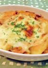 アスリート食★鮭といものコーンチーズ焼き