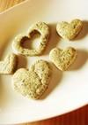 ずぼらでも簡単☆黒ごまのクッキー