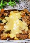 江戸菜キムチでチーズダッカルビ