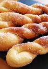 昔ながらの菓子パン♪モチふわ「揚げパン」