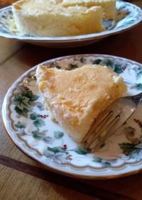 ふわしゅわ♡ヘルシー♡スフレチーズケーキ