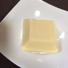 ☆卵豆腐をすぐ取り出す方法☆