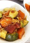 簡単◎サーモンマグロのアヒポキ丼