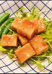 高野豆腐のオランダ煮☆ほっこり優しい