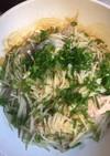 フライパン1つ鮭と野菜両方とれとれ