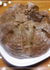 イチゴ酵母のチョコブール