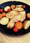 鶏モモ肉のなんでもオーブン焼き