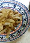 ❄牛肉の梅炒め&ジャガイモと人参の味噌汁
