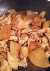 ご飯がすすむ豚バラ大根