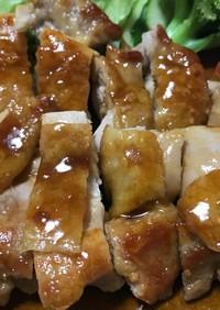 かんたん酢を使って☆絶品鶏の照り焼き