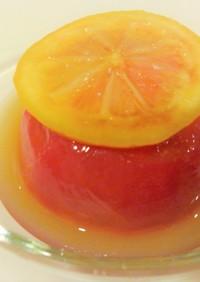 はちみつレモンのまるごとトマト
