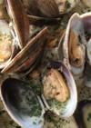 お鍋で炊くバスク風アサリごはん