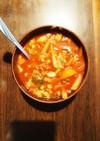 野菜たっぷりデトックススープ