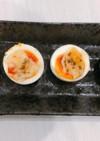 簡単♡茹で卵をアレンジ♡お弁当の1品に♡