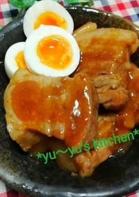 豚の角煮♡簡単✧柔らか♡レンチンレシピ♪