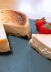 しっとり系チーズケーキ