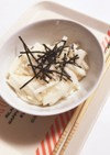 納豆のタレで簡単長芋のシャキシャキサラダ