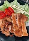 鶏モモ肉照り焼き(無水鍋QC使用)